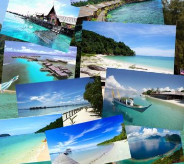 Sabah Island Tour with KK Leisure Tour & Rent A Car S/B